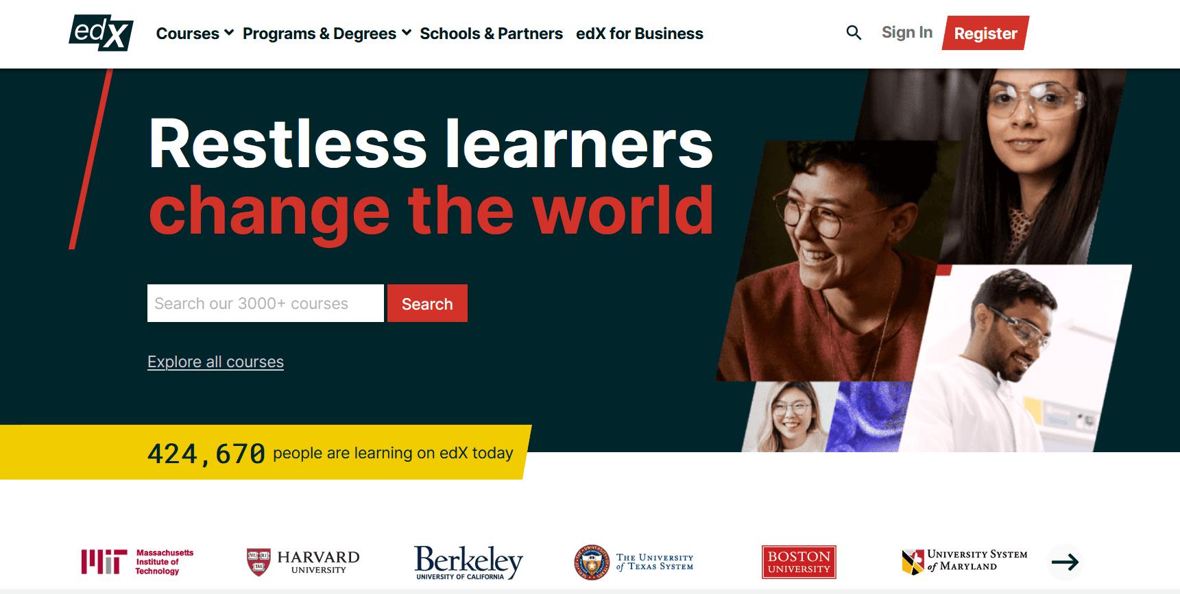 edx best online education